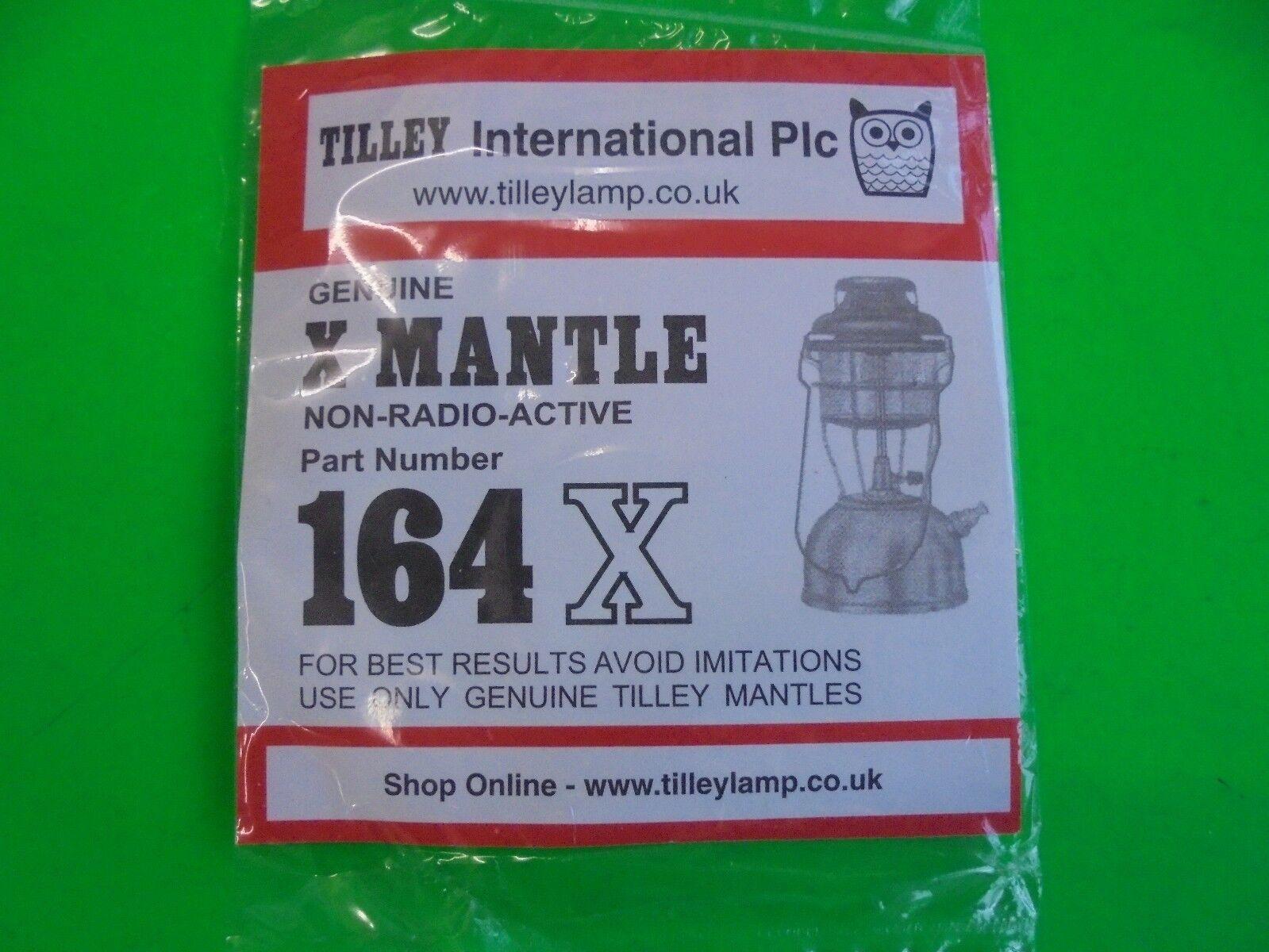 Original Tilley Manto Lámpara 164x  X 25  garantía de crédito