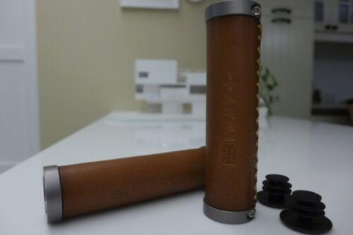 MiniMODs Brompton Birdy Leather Grips Standard