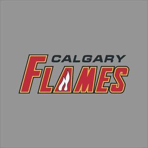 Home Furniture Diy Wall Decals Stickers Calgary Flames 7 Nhl Team Logo Vinyl Decal Sticker Car Window Wall Cornhole Mtmstudioclub Com