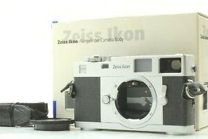 Mint-in-Box-Zeiss-Ikon-ZM-m-Mount-35mm-Rangefinder-Film-Camera-aus-Japan