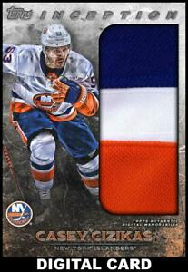 Topps-SKATE-Casey-Cizikas-Silver-Relic-INCEPTION-2020-DIGITAL-CARD