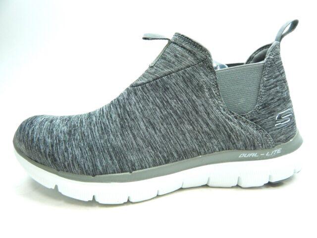 4b4cf276d327 Skechers Sport 12774 Womens Flex Appeal 2.0-high Card SneakerM 7 US ...