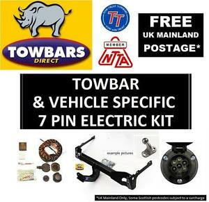vauxhall vectra b towbar wiring diagram flange towbar with 7 pin car specfic wiring electric kit ... vauxhall antara towbar wiring diagram