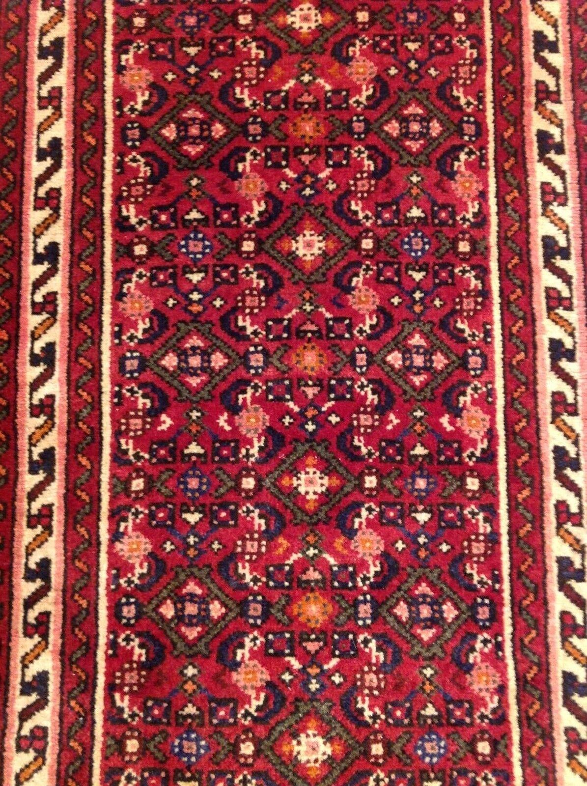 Magnifique 67 Tapis Oriental 296 x 67 Magnifique cm persan TOP état neuf a39f2a