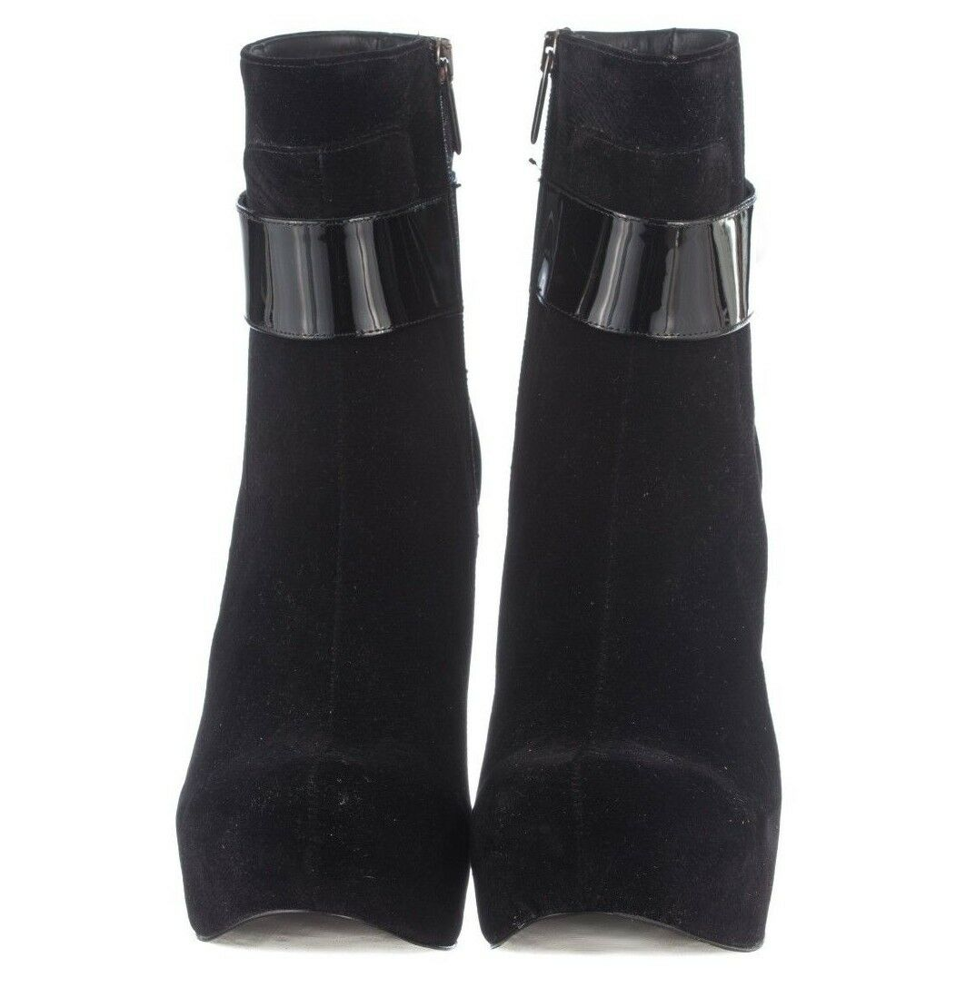 MORI MADE IN ITALY ANKLE Stiefel STIEFEL STIEFEL STIEFEL Stiefel schuhe VELVET PEARLS schwarz schwarz 03f175