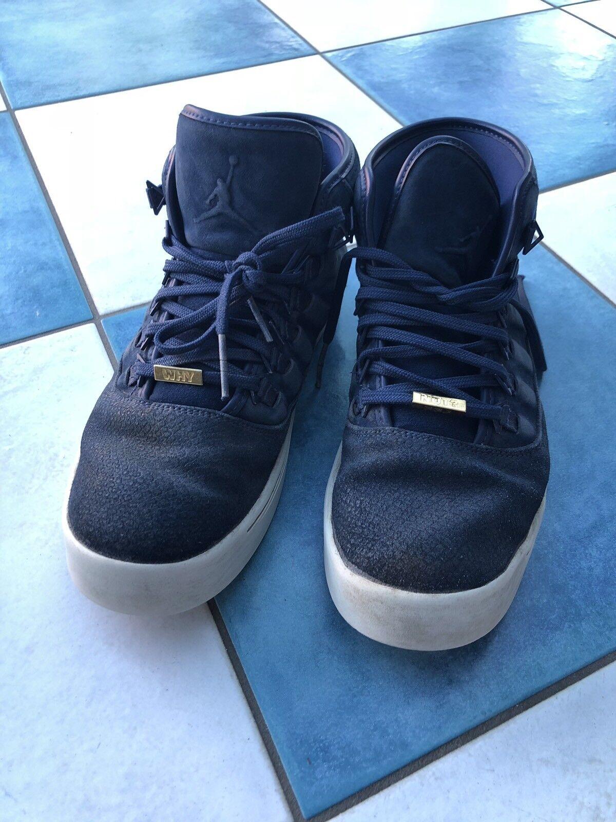 Jordans Schuhe Why Not In Blau, Gr 44