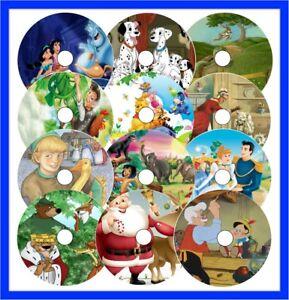 109-Childrens-Story-039-s-Bedtime-Kids-Fairytale-Audiobooks-kids-12-cd-039-s
