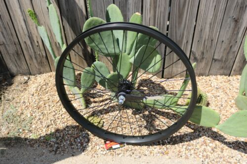 """26/""""X45mm For 3/"""" Tires BALLOON TIre Bicycle Wheel-set Front Rear Coaster Rim"""
