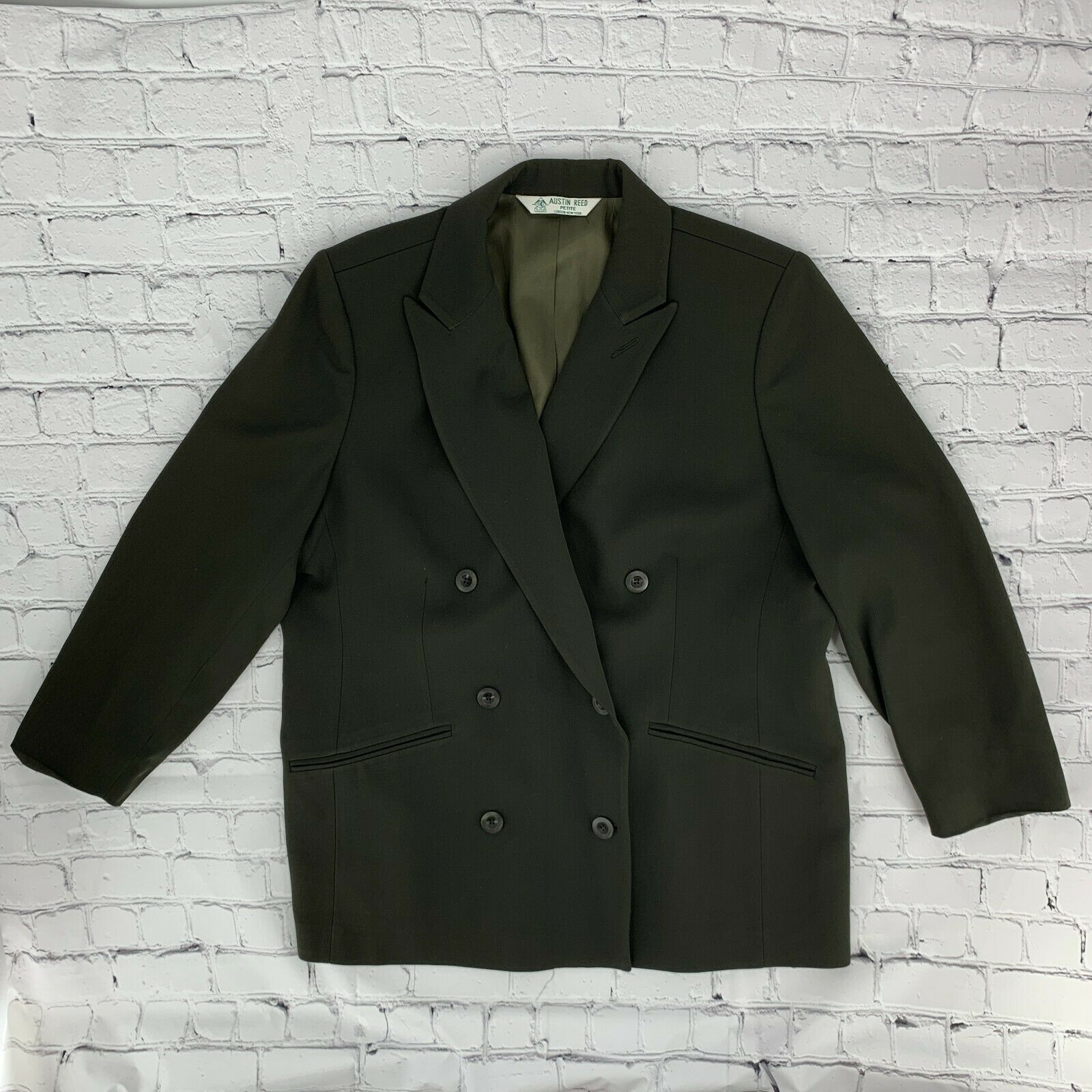 Kupit Austin Reed Womens Suit Jacket Blazer Size 18wp Na Aukcion Iz Ameriki S Dostavkoj V Rossiyu Ukrainu Kazahstan
