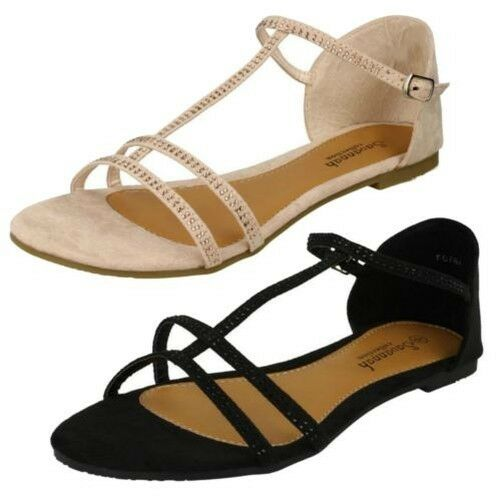 Gentleman/Lady excellent Ladies Savannah 'T-Bar Sandals' excellent Gentleman/Lady quality product quality Popular recommendation b028c1