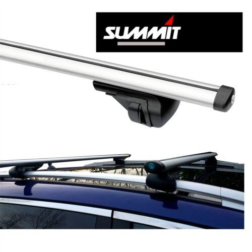 Cross Bars Roof Rack Aluminium Locking fits Peugeot 206 SW Estate 2002-2010
