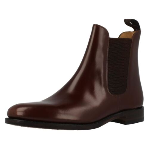 Brown F Chelsea Leather 290t Fitting Boots Mens Loake 8Tpagg