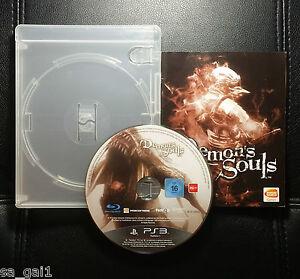 Demon-039-s-Souls-Sony-PlayStation-3-2009-PS3-FREE-POST-NO-ARTWORK