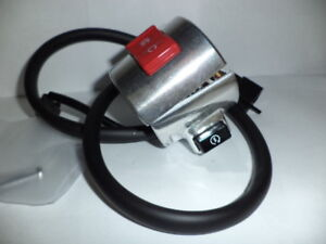 GENUINE HONDA STARTER AND STOP SWITCH VALKYRIE
