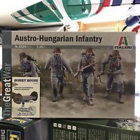 AUSTRO-HUNGARIAN INFANTRY - KIT ITALERI 1:35 art. 6528