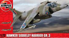 Airfix Hawker Siddeley Harrier GR.3 HMS Hermes Gütersloh 1:72 Model-Bausatz kit