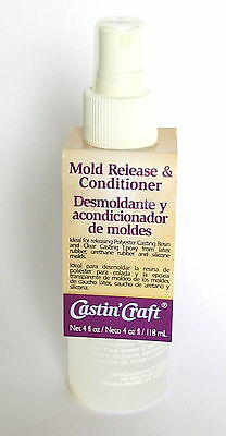 Mold Release & Conditioner Epoxy Resin Easy Cast Spray