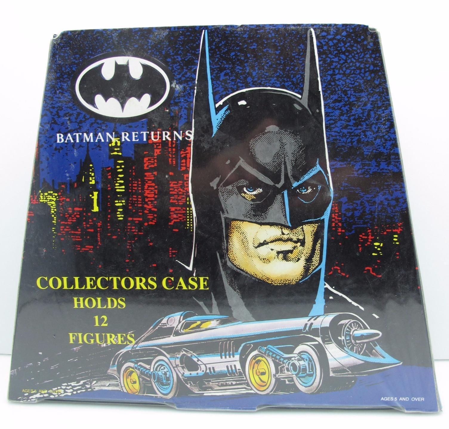 Jahrgang 1992 dc comics batman returns collector 's vinyl 12 abbildung koffer