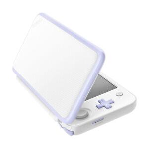NINTENDO New Nintendo 2DS XL weiß/lavendel + Tomodachi Life Spielkonsole