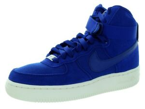 Nike Air Force 1 High (GS) Deep Royal Blue YouthBoys Sz. 6