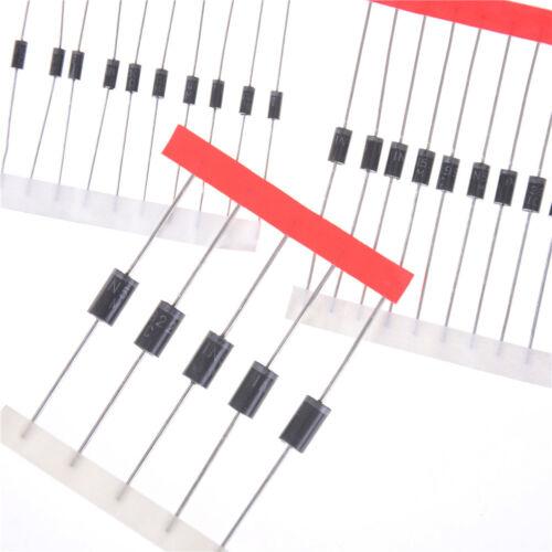 8 Valeurs 100Pcs Schottky-Dioden-Sortiment Kit IN4007 IN4148 IN5822 FR107ODX/_ju