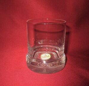 Rosenthal-Glas-Becher-Whiskyglas-H-7-cm-Inhalt-120-ml-neuwetig