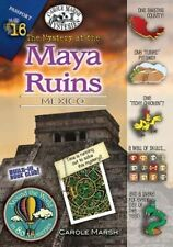 The Mystery at the Mayan Ruins: Mexico (Around the World in  by Carole Mar - PB