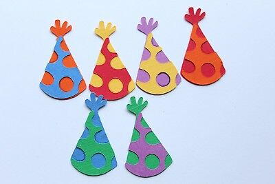 BIRTHDAY Party Candles Paper Piecing Scrapbook Border Scrapbooking album Lot