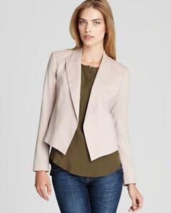 Details about NEW 12 Theory Bare Rose Joji Stretch Cotton Suit Jacket Blazer
