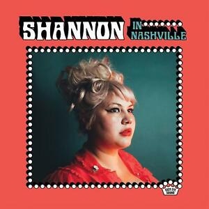 Shannon Shaw Shannon IN Nashville (2018) 13-track CD Album Neu/Verpackt