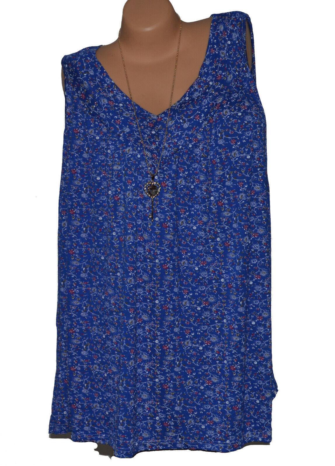 Italy Moda Tunika Shirt Top Bluse Überröße 44 46 48 50 52 N°66