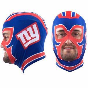 3bcc744e15d1 Details about New York Giants NFL Fan Mask Wrestling