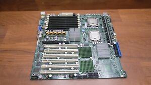 SUPER X7DBE-X Motherboard w/ Intel Xeon E5450 x2 Tested Working