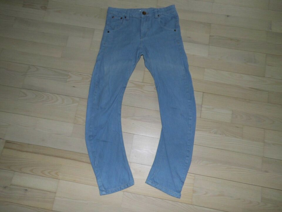 Jeans, x, Costbart