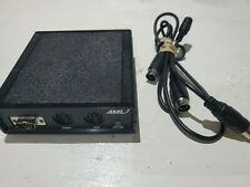 American Microsystems Aml M2000 Bar Code Scanning System Microscanner M2000 Dec