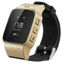 Smart Watch GPS LBS GSM SOS Position Locater Tracker Real-time tracking by APP