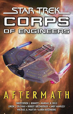 1 of 1 - Star Trek: Corps of Engineers: Aftermath by Keith DeCandido