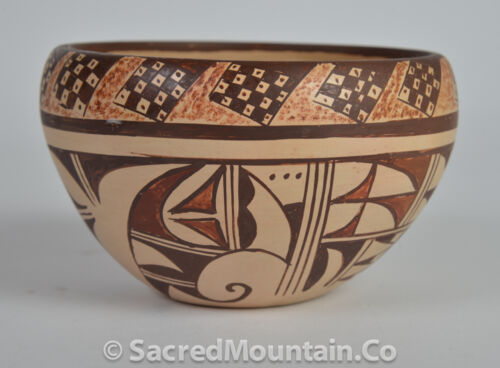 Native American pottery, katsinas and other art