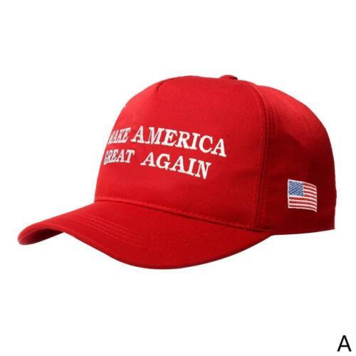 Unisex MAGA Make America Great Again Hat Donald Trump Caps Red Outdoor K3C9