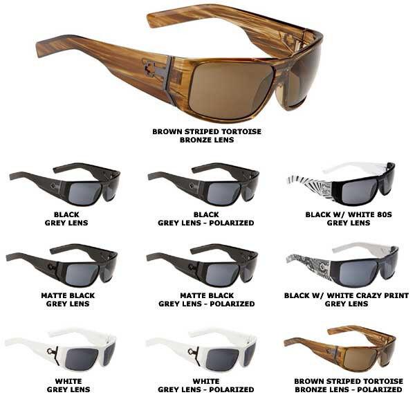 0dc0c135e3 Spy Optic Hailwood Sunglasses Polarized 671063062135 for sale online ...