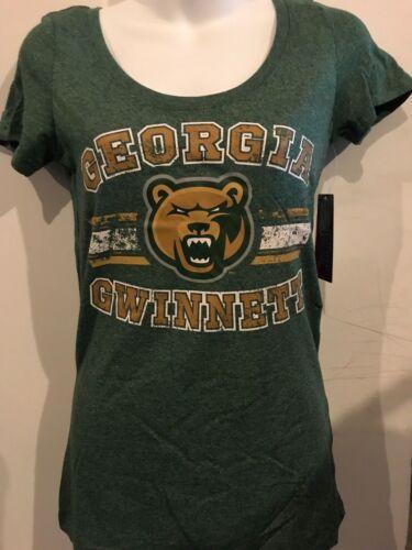 Georgia Gwinnets College Grizzlies Ladies Tee