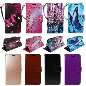 pretty nice 6f856 853b6 Details about For Motorola Moto Z3 Play / Z3 verizon PU Leather Wallet  Phone Case Flip Stand