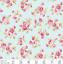 ROSES-FLORAL-FABRIC-100-COTTON-POPLIN-FAT-QUARTERS-METRES-SHABBY-CHIC thumbnail 18
