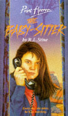 The Baby-Sitter (Point Horror) by R.L. Stine, Hardcover Book, Acceptable, FREE &