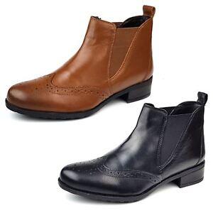 Comfort Plus CHELSEA Ladies Leather