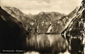 CPA-AK-Konigssee-Berchtesgaden-GERMANY-879289
