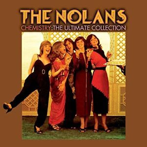 The-Nolans-Chemistry-The-Ultimate-Collection-CD