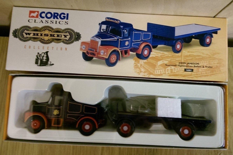Corgi Classics 16001 Scammell Highwayman John Jameson Ltd Ed. No. 5817 of 6500