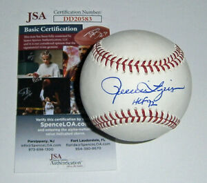 BREWERS-Rollie-Fingers-signed-baseball-w-HOF-92-JSA-COA-AUTO-AUTOGRAPHED
