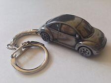 VW New Beetle ref302 FULL CAR on a snake keyring